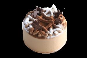 バースデーケーキ チョコケーキ