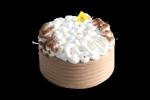 バースデーケーキ バナナショコラ