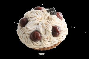 バースデーケーキ モンブランタルト